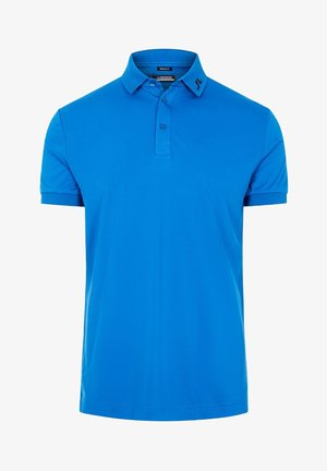 Polo shirt - egyptian blue