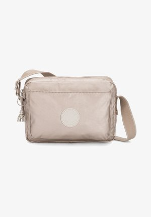 ABANU M - Across body bag - metallic glow