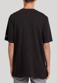 Volcom - POSTED S/S TEE - Print T-shirt - black - 1