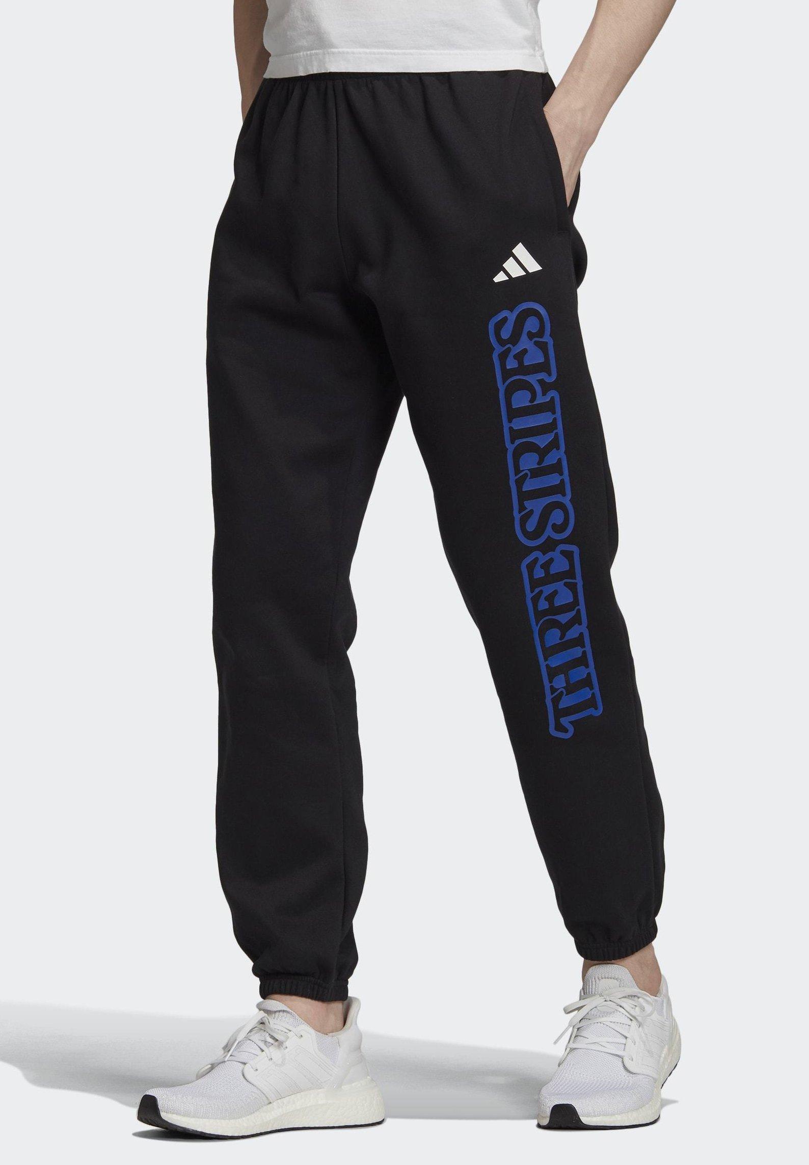 Homme STRIPES GRAPHIC JOGGERS - Pantalon de survêtement
