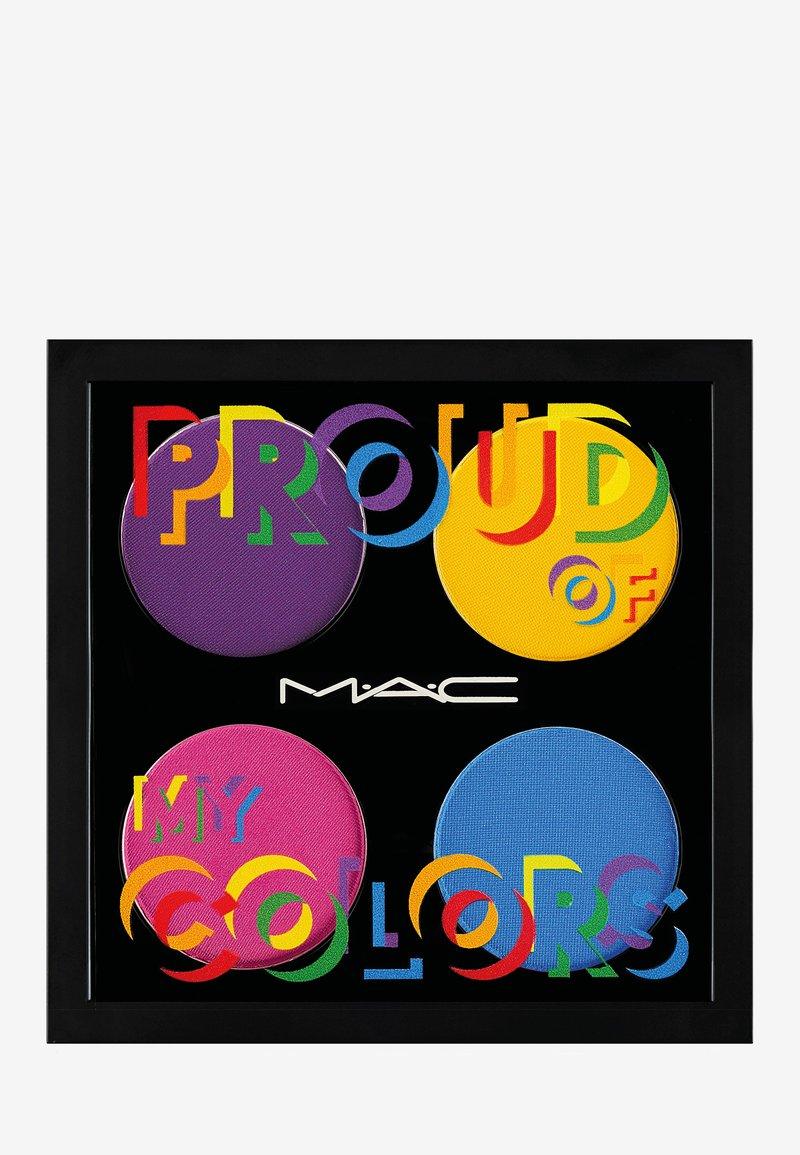 MAC - PRO PALETTE X4 - Eye makeup tool - -