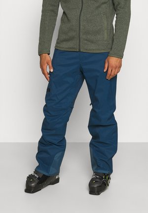 FREEDOM INSULATED PANT - Snow pants - monterey blue