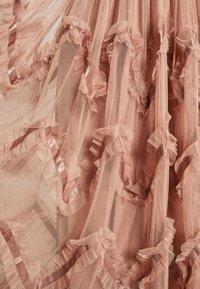 Anaya with love - KEY HOLE BACK MAXI DRESS - Společenské šaty - pearl blush - 5