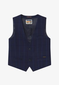 Scotch & Soda - GILET - Gilet - blue