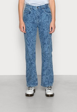 CRUSH - Jeans relaxed fit - blue
