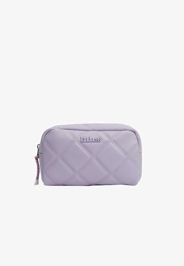 Kosmetická taška - mauve
