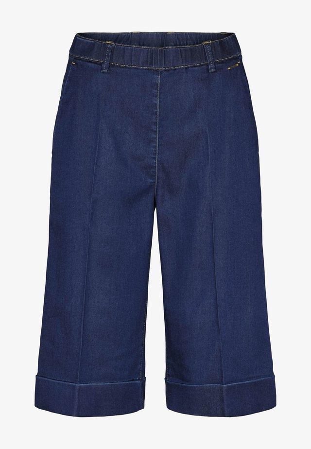 Jeansshorts -  mediumbluedenim