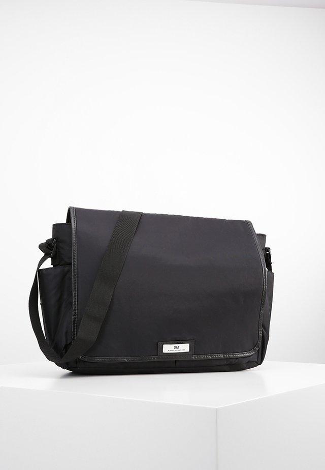 DAY GWENETH  - Baby changing bag - black
