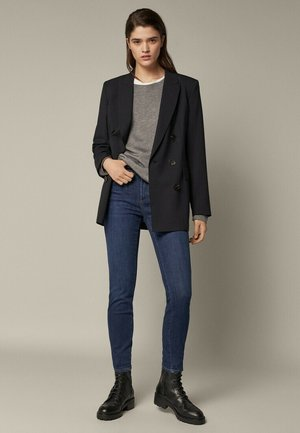 SKINNY-FIT - Jeans Skinny Fit - blue