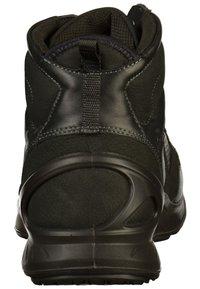 ECCO - High-top trainers - black - 3