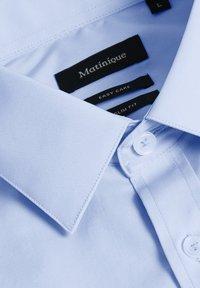 Matinique - ROBO  - Shirt - chambrey blue - 5
