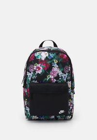Nike Sportswear - HERITAGE UNISEX - Mochila - black/sail - 0