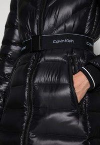 Calvin Klein - LOFTY COAT - Doudoune -  black - 4