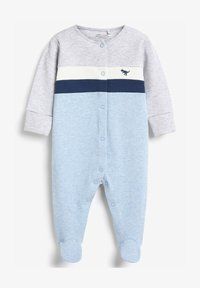 Next - COLOURBLOCK SMART - Sleep suit - blue - 1