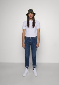 Versace Jeans Couture - Poloshirt - bianco/gold - 3
