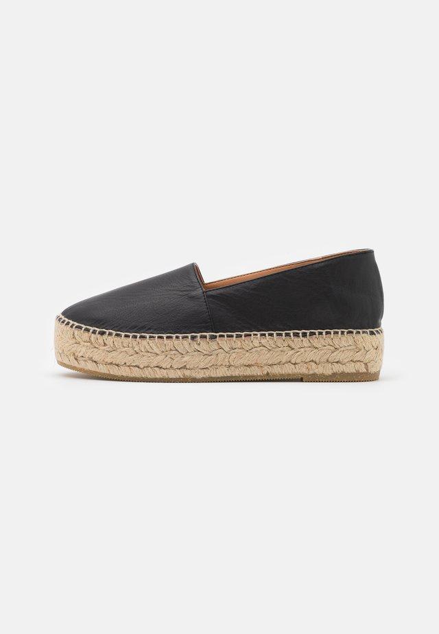 BONA - Loafers - schwarz