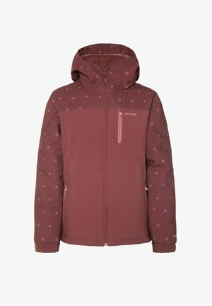 MARCEYS JR - Snowboard jacket - pink