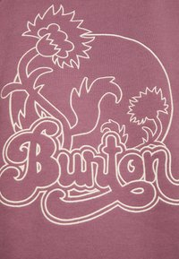 Burton - KEELER CREW - Sweatshirt - rose brown - 6