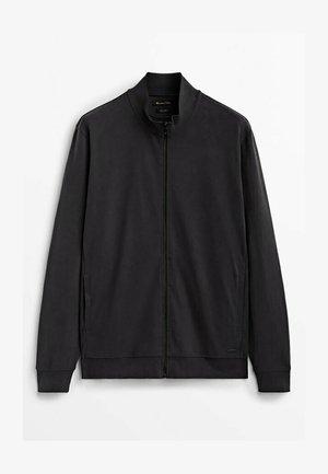 Summer jacket - dark grey