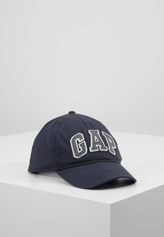 ACCESSORIES NEW ARCH - Casquette - vintage navy