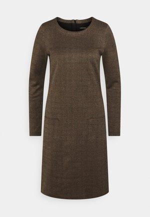 Interlock - Shift dress - braun