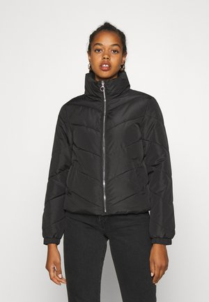 JDYFINNO PADDED JACKET - Winter jacket - black