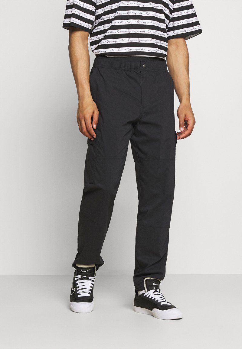The North Face - PANT - Cargo trousers - black