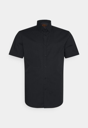 BENNETT STRETCH SHIRT - Shirt - black