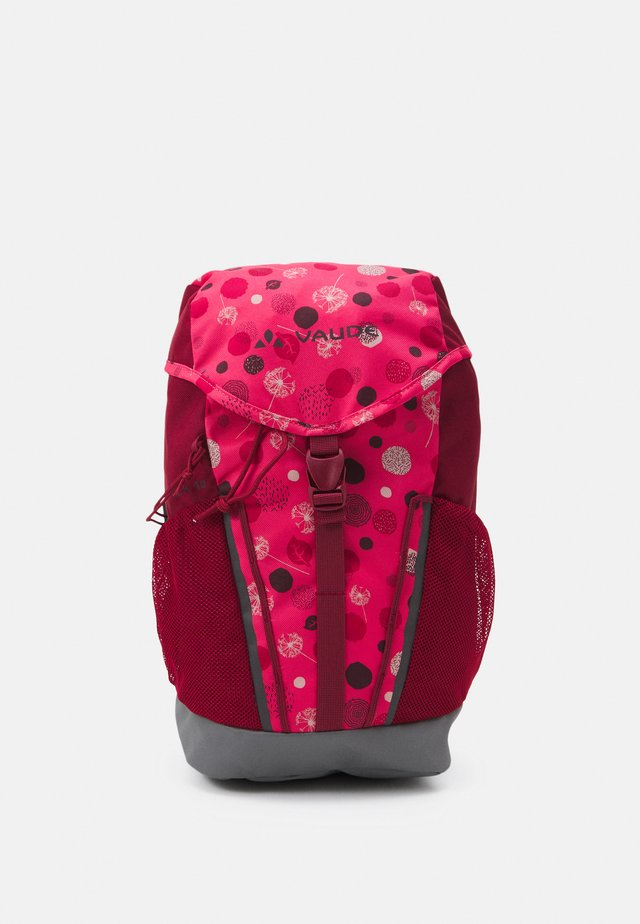 PUCK 10 UNISEX - Ryggsäck - bright pink/cranberry