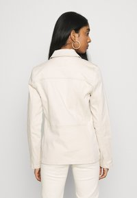 b.young - BYBEA JACKET - Summer jacket - cement - 2