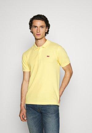ORIGINAL BATWING POLO - Polo shirt - dusky citron