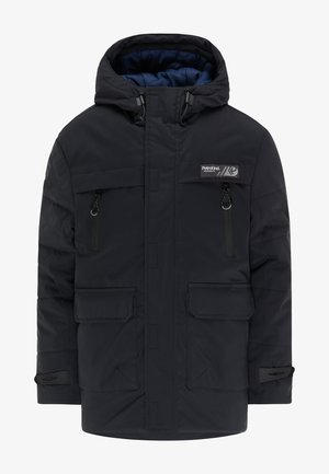 Cappotto invernale - black navy