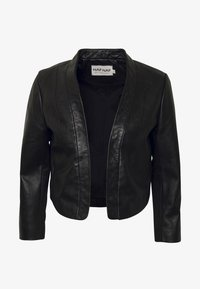 NAF NAF - CENORA - Leather jacket - noir - 3