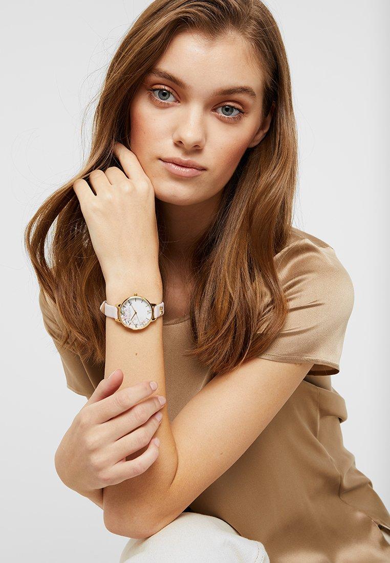 Olivia Burton - PRETTY BLOSSOM - Watch - gold-coloured