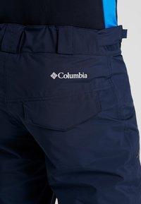 Columbia - CUSHMAN CREST  - Schneehose - collegiate navy - 5