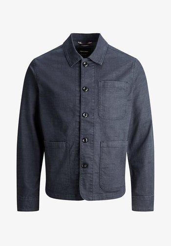 LUCAS - Kurtka jeansowa - blue denim