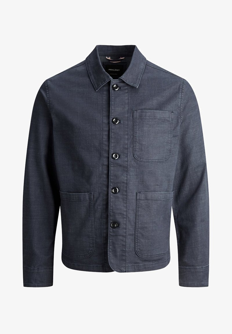 Jack & Jones - LUCAS - Giacca di jeans - blue denim