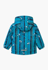 Color Kids - STRIPE UNISEX - Snowboard jacket - blue - 1