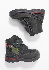Pepino - BIXI - Baby shoes - grigio/antra - 1