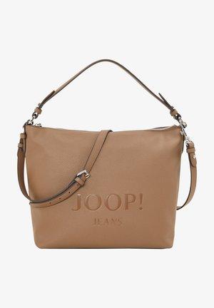 Handbag - taupe-braun