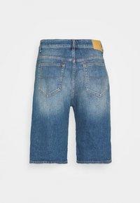 Tiger of Sweden Jeans - ASH - Denim shorts - medium blue - 1