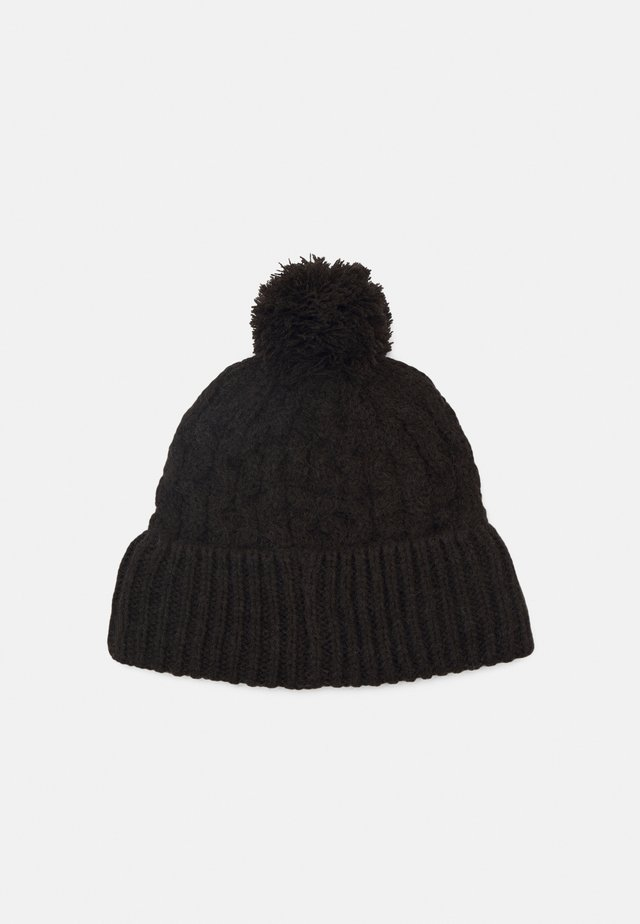 NORA BEANIE - Muts - black out
