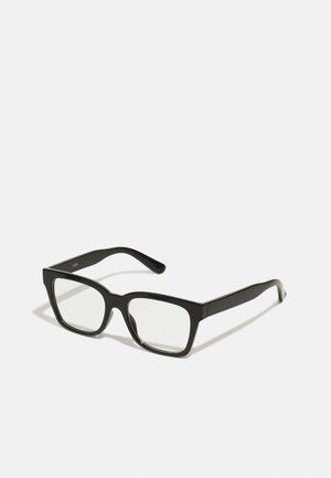 Blue light glasses - black