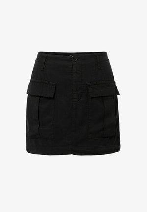 Mini skirts  - black