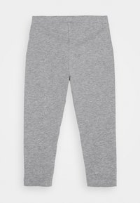 MOSCHINO - Leggings - Trousers - grey melange - 1