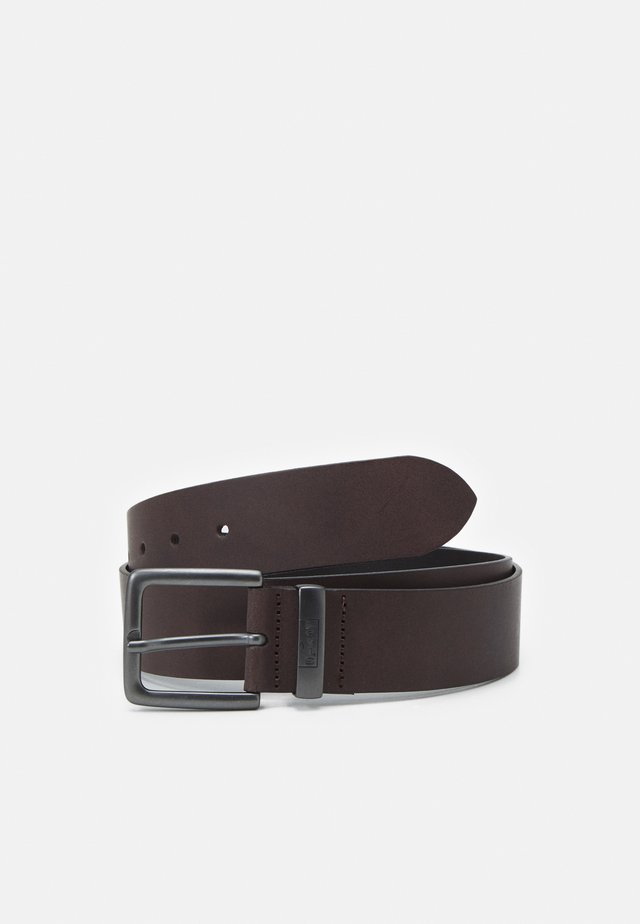 NEW ALBERT - Cintura - dark brown