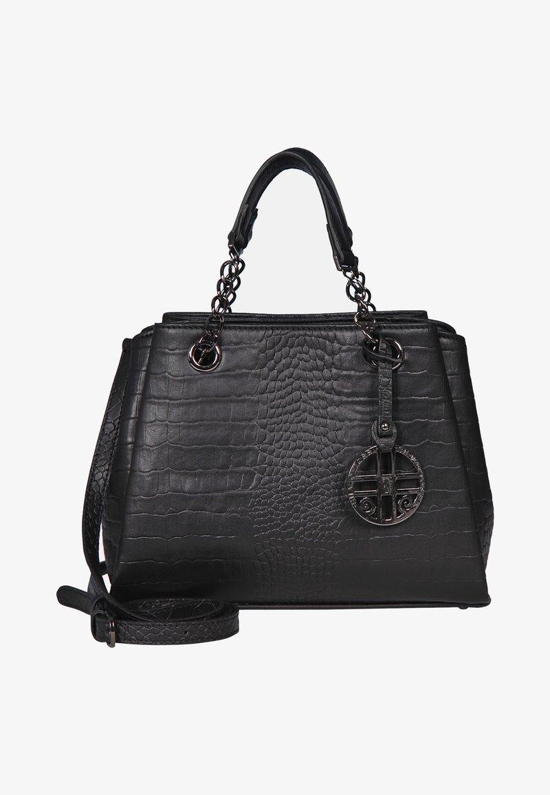 Silvio Tossi - Handbag - schwarz