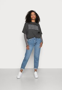Even&Odd - T-shirts print - anthracite - 1