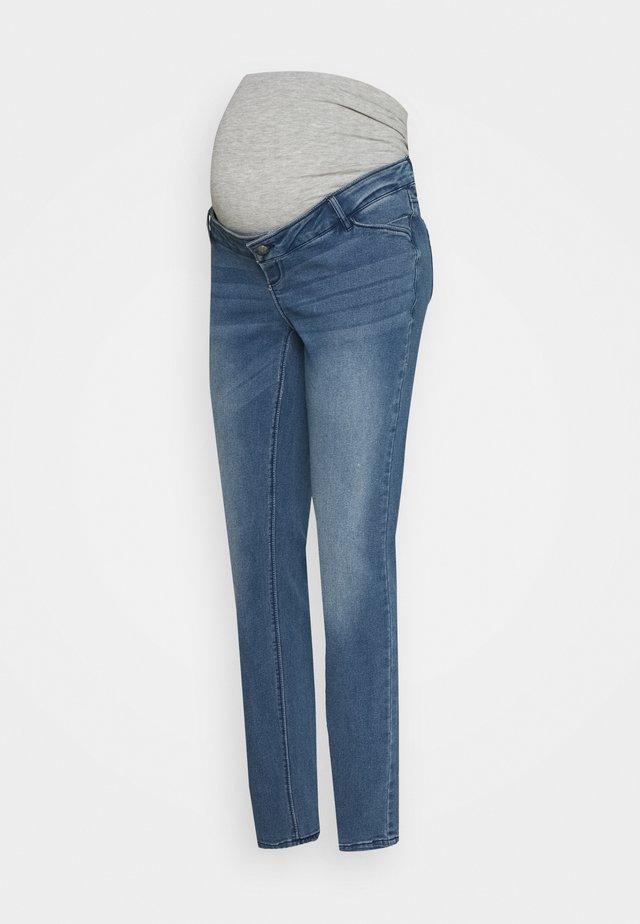 MLSARNIA STRAIGHT  - Jeans a sigaretta - medium blue denim