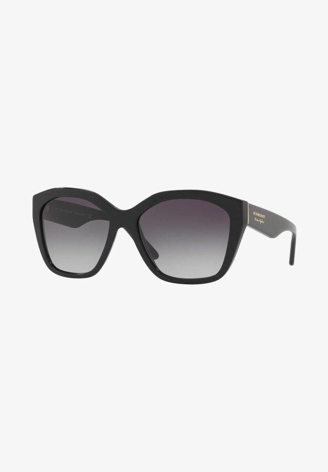 LONDON ENGLAND - Sunglasses - black/grey shaded
